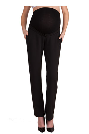 d6f5c98a0 Seraphine Charlyn Ponte Maternity Trousers (Black) by Seraphine