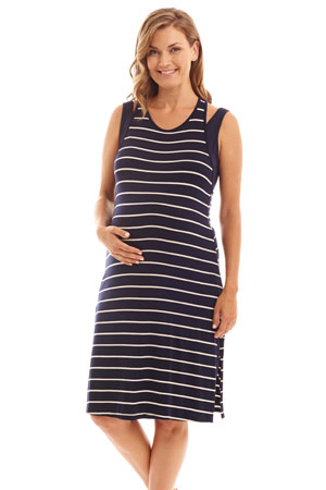 Designer Nursing Dresses Figure 8 Maternity