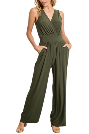 Erika Nursing Friendly Jumpsuit by Elly Kiara