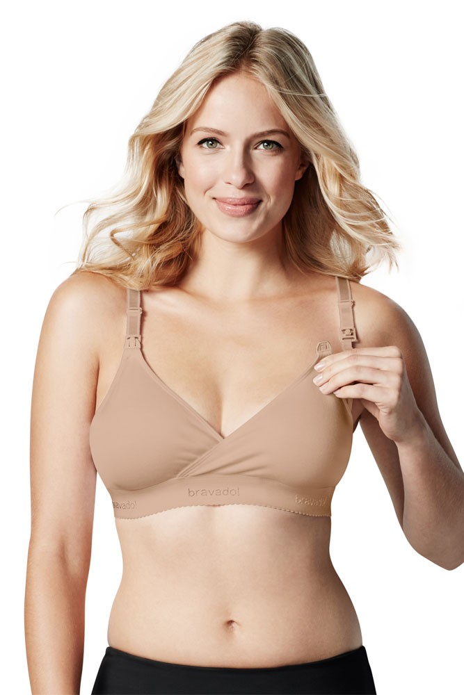 Bravado Designs Original Nursing Bra - Basic (Butterscotch)