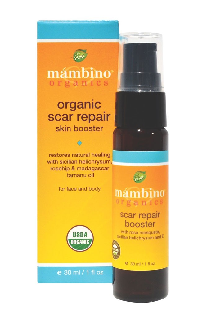 Mambino Organics Scar Repair Booster (Clear)