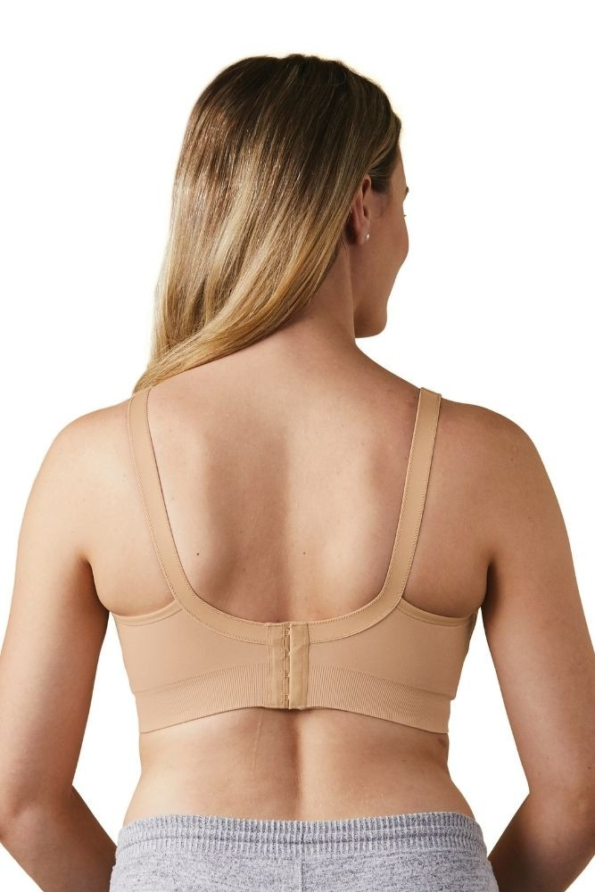 Bravado Designs Body Silk Seamless Nursing Bra (Butterscotch)