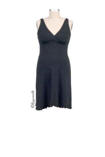 The Sleepy Dress - Organic (Black)