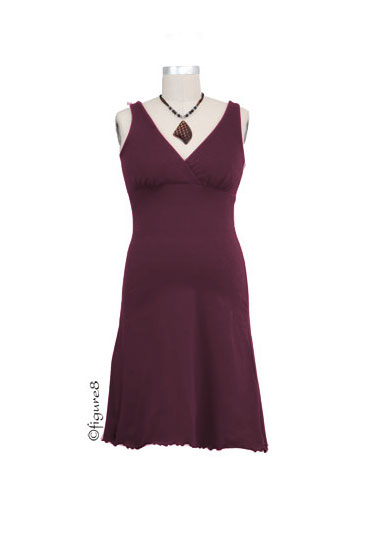The Sleepy Dress - Organic (Cocoa)