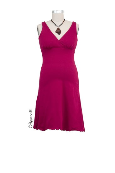 The Sleepy Dress - Organic (Merlot)