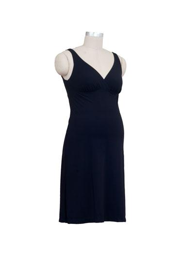 b97b95980 Bella Materna Anytime Nursing Gown in Black