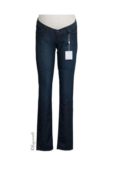 Habitual Conception Skinny Maternity Jeans (Deep End)