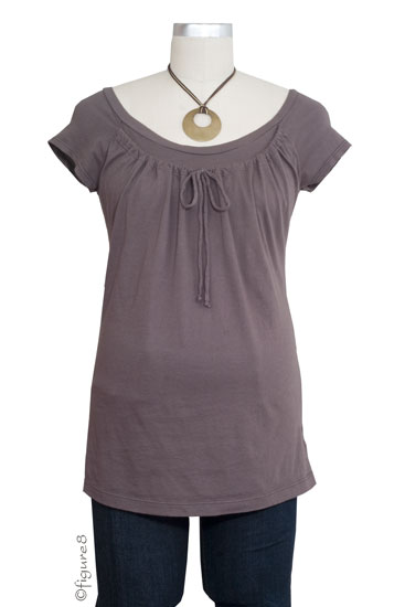 Japanese Weekend Organic D & A Nursing Top (Earth)