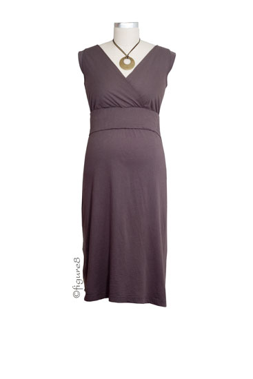 Japanese Weekend Organic D&A Nursing Dress (Earth)