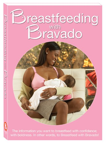 Breastfeeding DVD by Bravado Designs