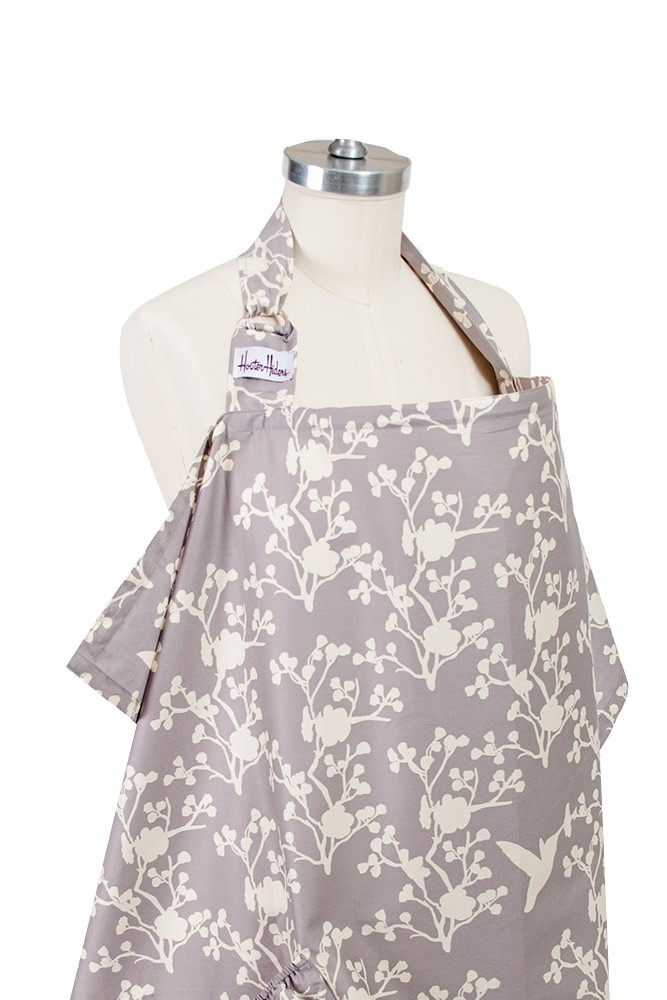 Bebe Au Lait Cotton Nursing Cover (Nest)