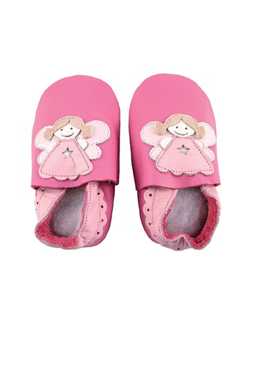 Bobux Original Angel Baby Shoes (Rose Angel)