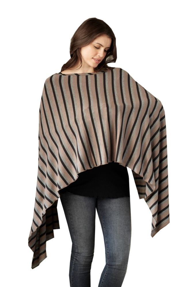 Maternal America Nursing Scarf (Stripes)