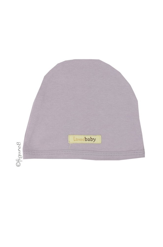 L'ovedbaby Cute Baby Girl Cap (It's-So-Her-Lavender)