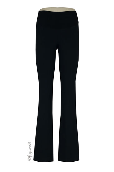 ec8170b248a7f Famous Prada Maternity Pant in Black by Jules & Jim