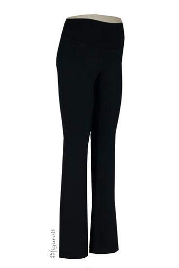11eef3b205e40 Famous Prada Maternity Pant in Black by Jules & Jim