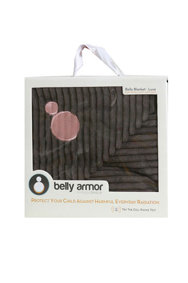 Belly Armor Luxe Belly Blanket (Champagne)