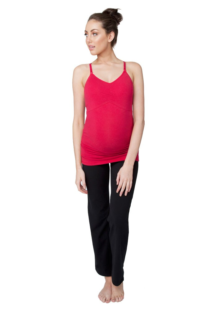 Ripe Ultimate Express Nursing Tank (Lipstick)