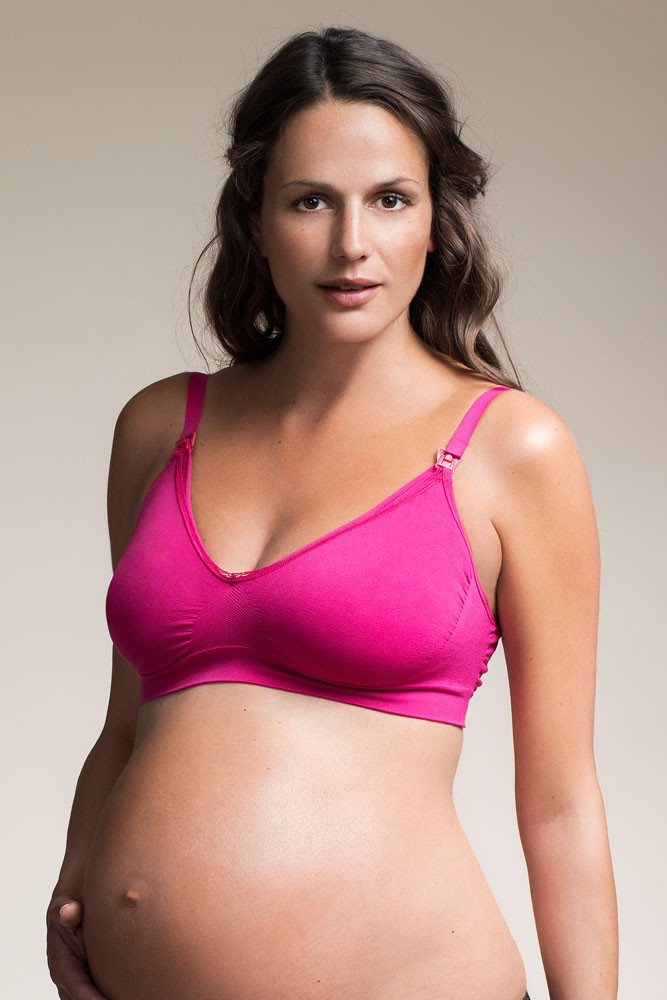 Boob Design Fast Food Nursing Bra (Cerise)
