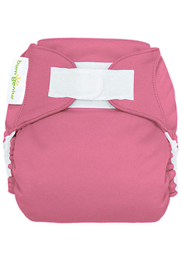 bumGenius Newborn All-In-One Cloth Diaper (Zinnia)