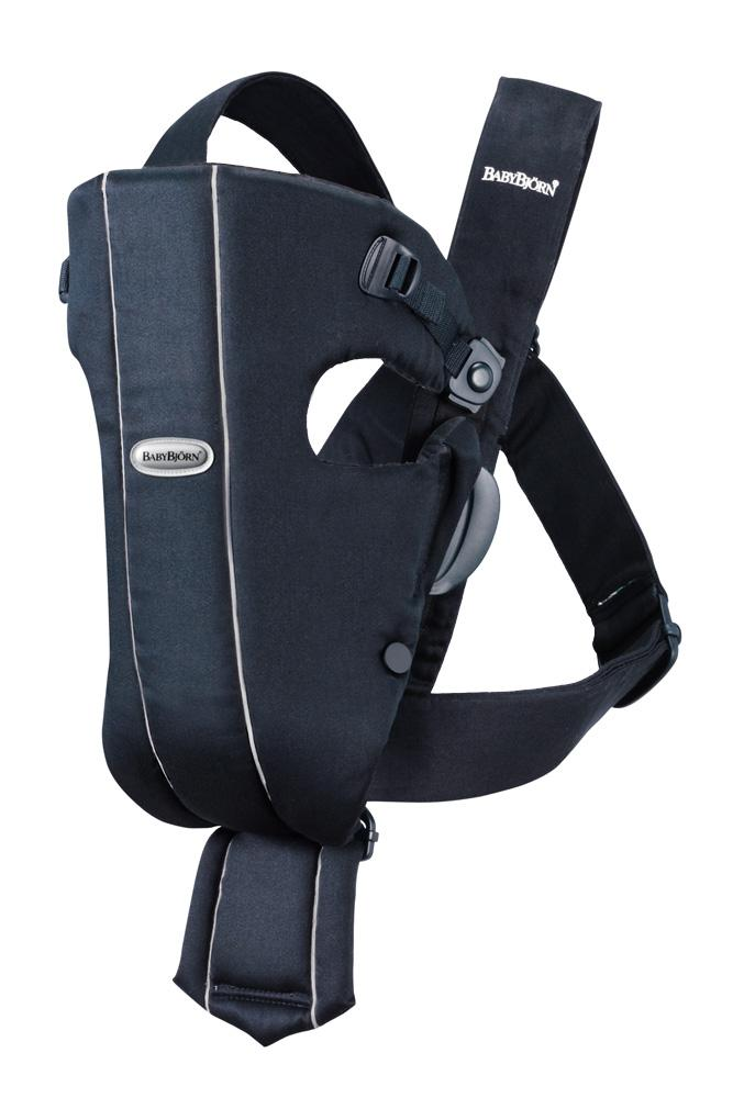 BabyBjorn Baby Carrier Original (Dark Blue/ Stripes Classic)