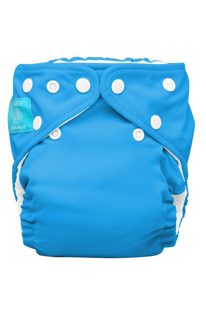 Charlie Banana® 2-in-1 One Size Reusable Diapers (Turquoise)