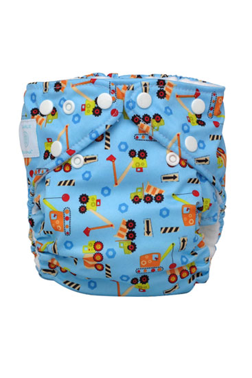 Charlie Banana® 2-in-1 One Size Reusable Diapers (Under Construction)