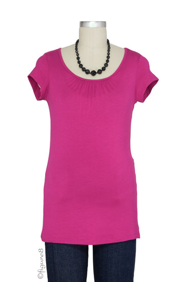 The Amy Nursing Top (Pink)