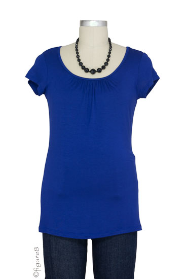 The Amy Nursing Top (Great with Denim Blue)