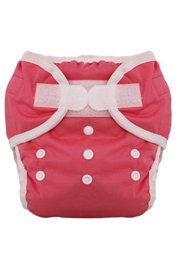 Thirsties Duo Cloth Diaper (Rose)