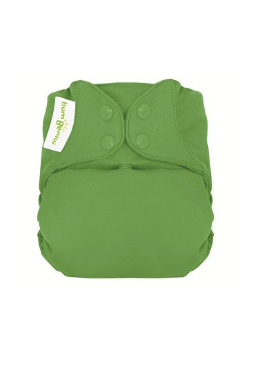 bumGenius Snap 4.0 One-Size Stay-Dry Cloth Diaper (Ribbit)