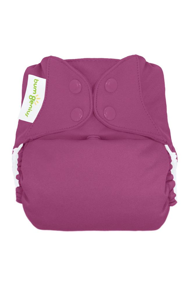 bumGenius Snap 4.0 One-Size Stay-Dry Cloth Diaper (Dazzle)