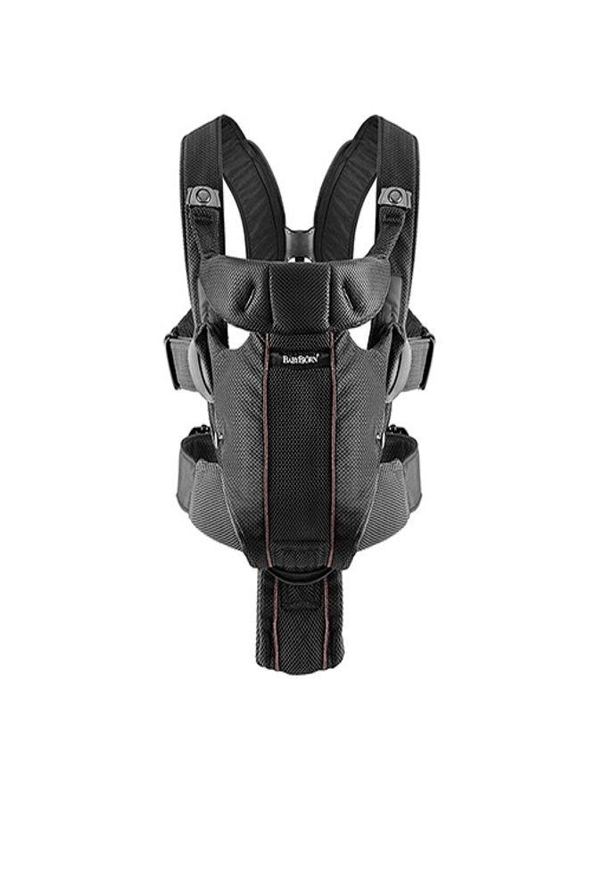BabyBjorn Baby Carrier Miracle (Black Mesh)