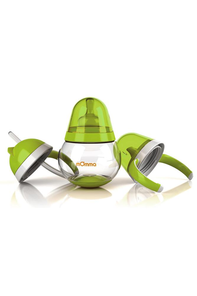 mOmma Developmental Drink Set (Green)
