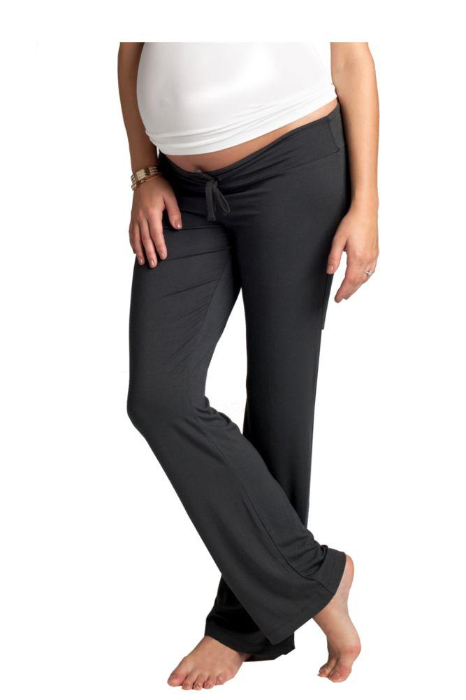 Ingrid & Isabel Lounge Pant (Metal)