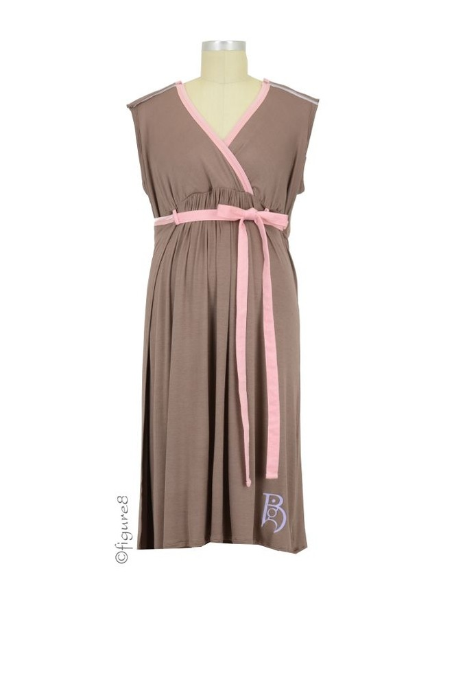 The Birthinggown (Cocoa Pink)