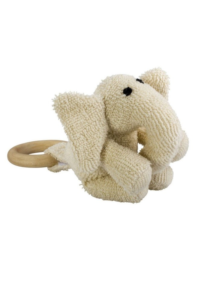 Zooley Natural Teethers- Elephant (Natural)