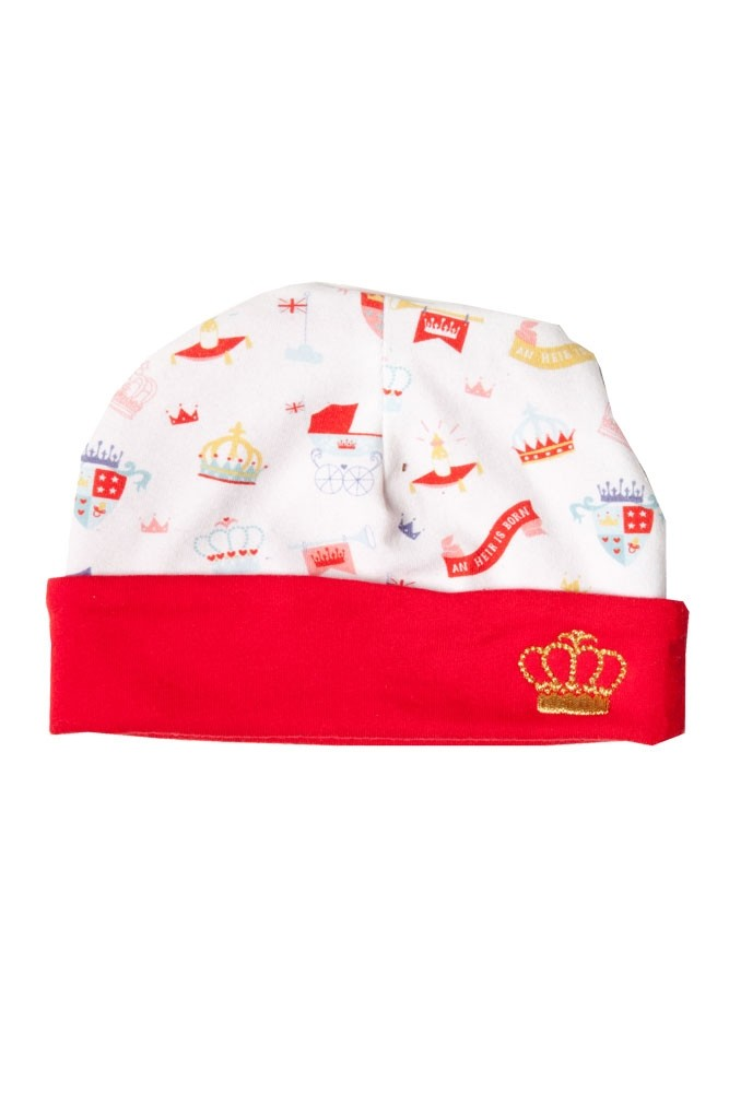 Magnificent Baby Limited Edition Royal Baby Reversible Hat (Royal Baby)