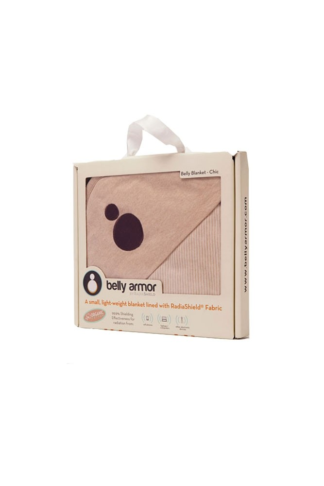Belly Armor Chic Organic Belly Blanket (Organic Cotton)