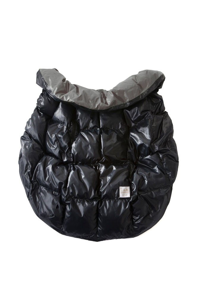 7 am Enfant Cygnet Cover (Black/Gray)