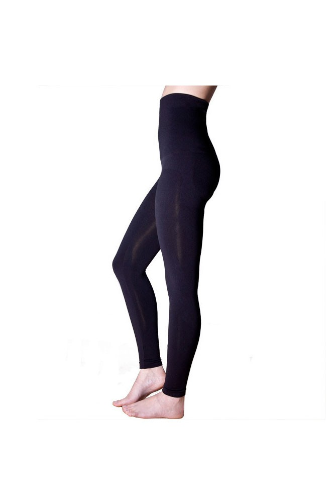Seraphine Tamara Post Tummy Tuck Leggings (Black)