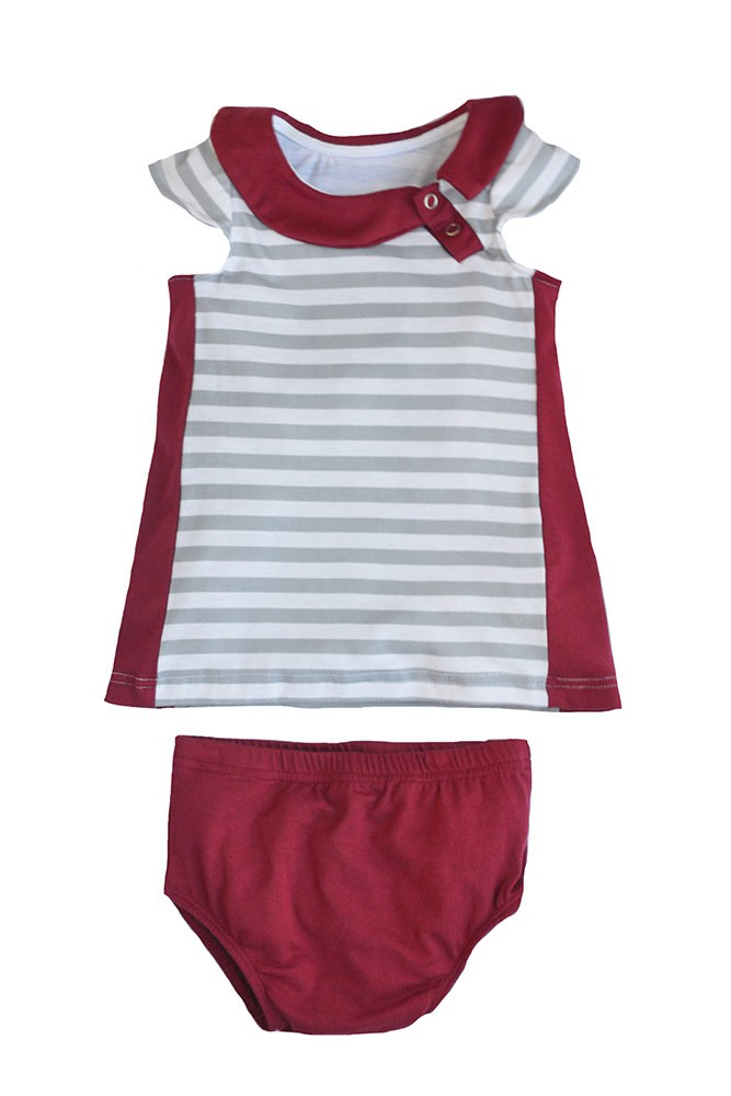 The Jane Baby Dress by Shirley & Victor (Boardwalk)