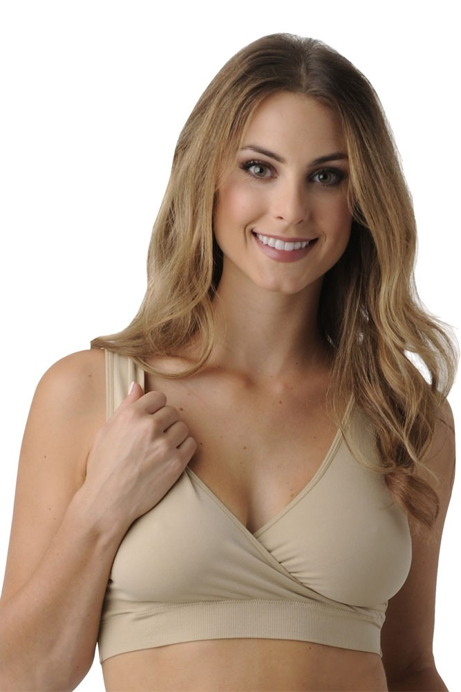 BDA Nursing Bra by Belly Bandit (Nude)