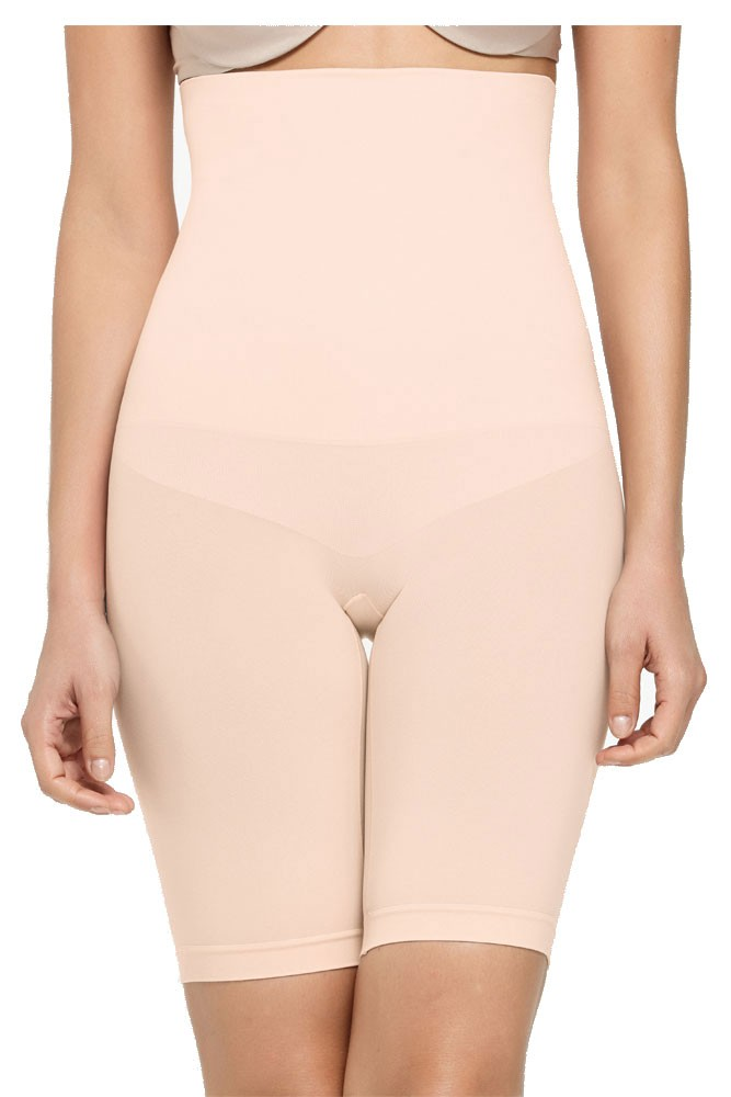 Yummie Tummie Cleo High Waist Short (Naked)