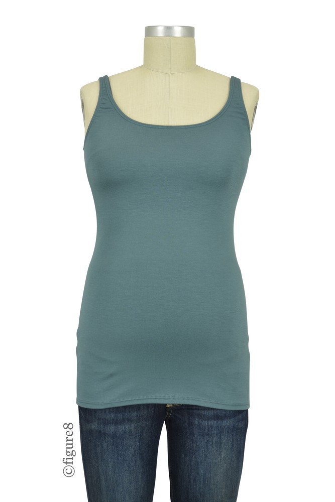 Majamas Everyday Maternity & Nursing Cami (Thyme)