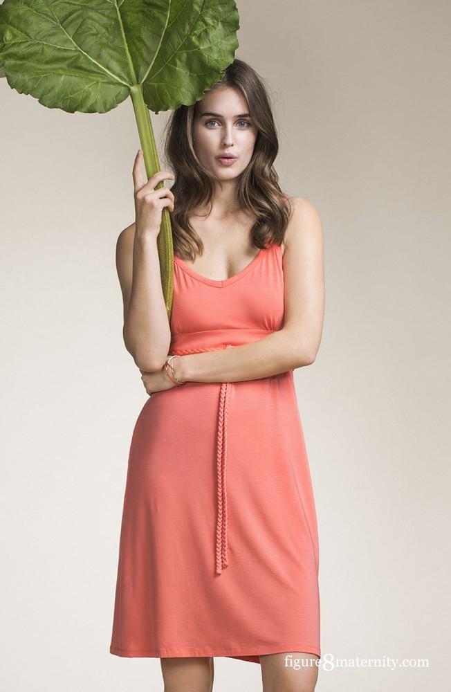 62be4c6944b3f Boob Design Molly Maternity & Nursing Dress in Watermelon