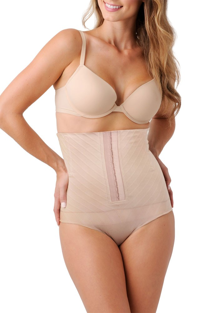 C-Section Recovery Undies by Belly Bandit with ScarAway ScarRepair Gel (Nude)