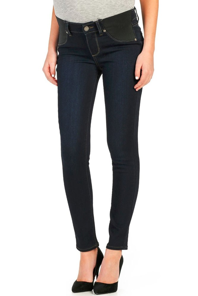 great look latest design look for Paige Denim Verdugo Ankle Maternity Jeans w/ Elastic Insets (Mona)