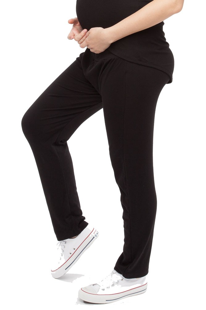 Relaxed Lounge Pant by Belabumbum (Black)