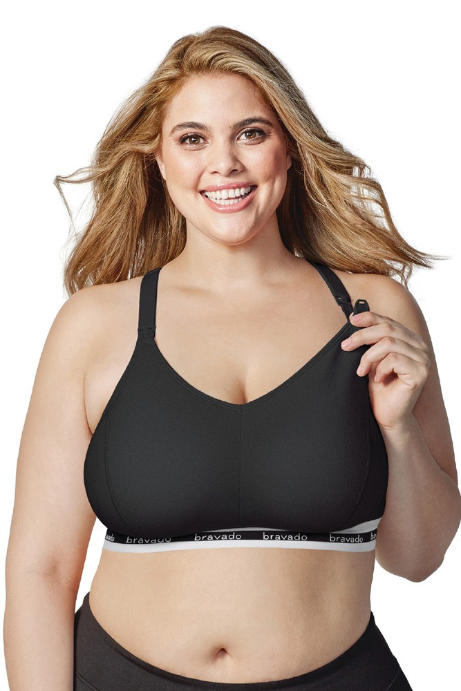 2c9e95d1fb Bravado Designs Original Nursing Bra - Full Cup in Black